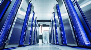 Met Office supercomputer